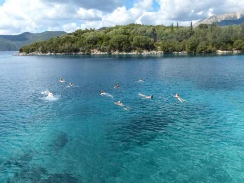 Insel von Skorpios